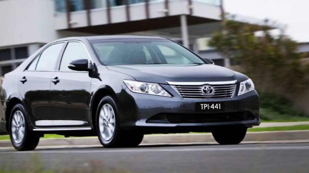 2015 Toyota Aurion Range Revamp Arriving Soon