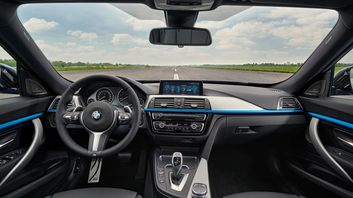 BMW 3-Series GT.