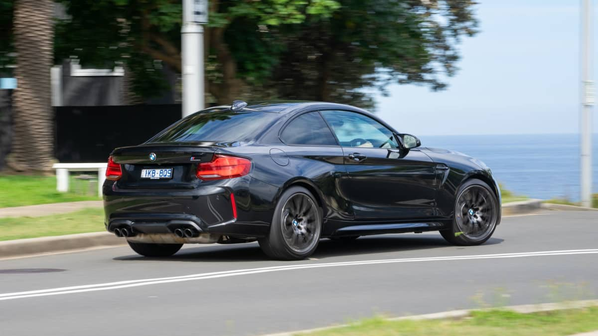 BMW M2 Competition 2018 Coupe Review-2