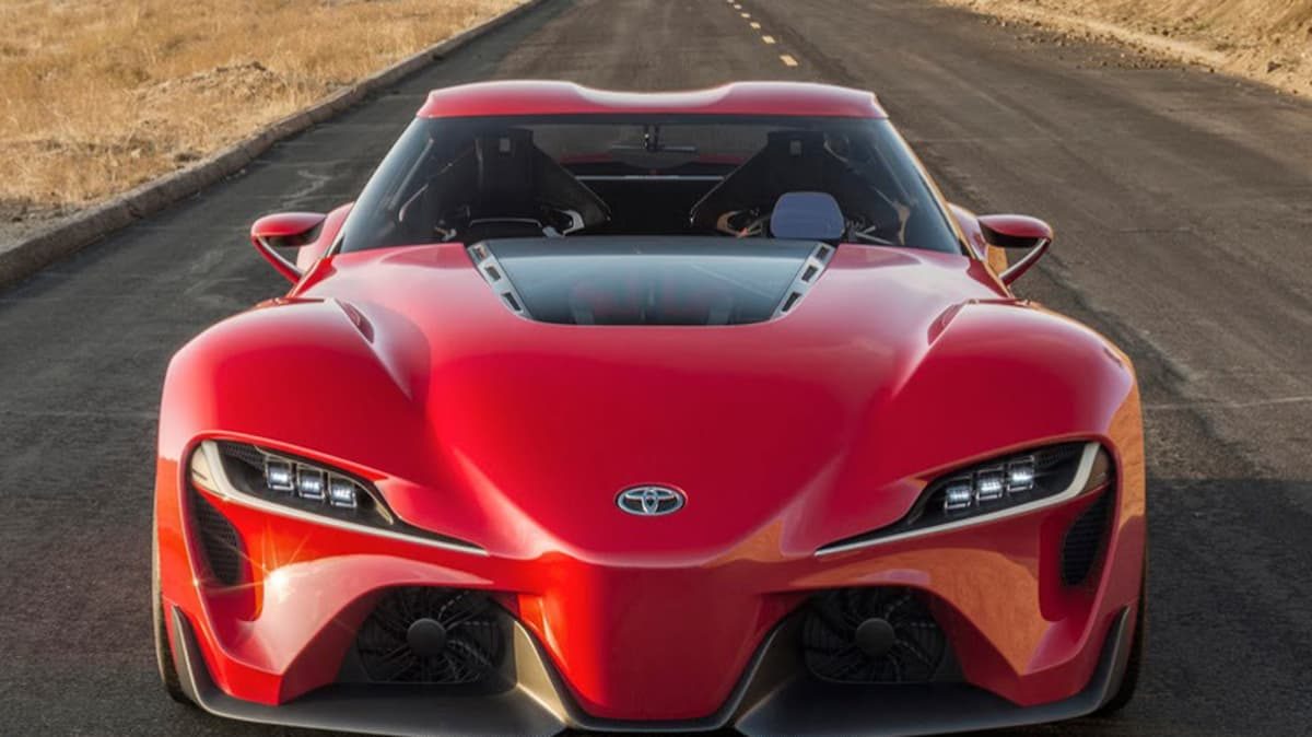 Toyota Supra Name Back On The Table, US Patent Application Filed