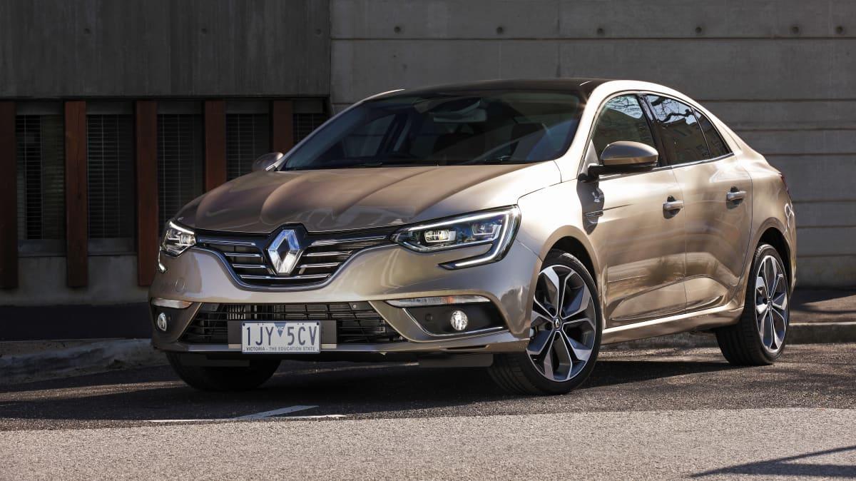 2018 Renault Megane.