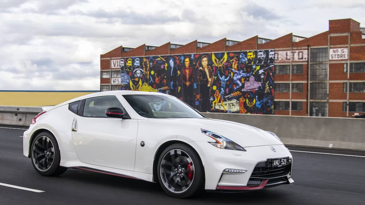 2017 Nissan 370Z Nismo First Drive Review   Nissan's More Focused Atmo Coupe Kicks It Old-School