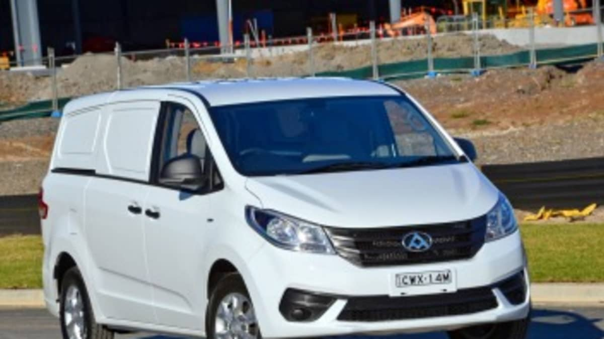 2015 LDV G10 van