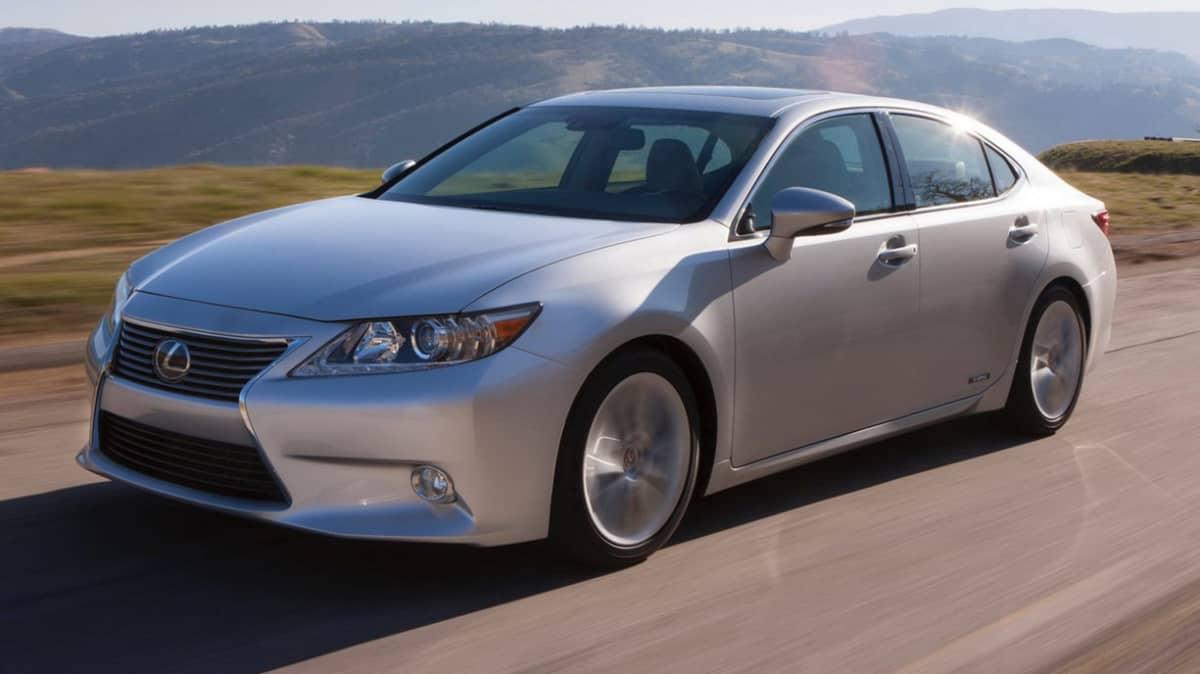 2013 Lexus ES: Right-hook Production Opens Door For Australian Return