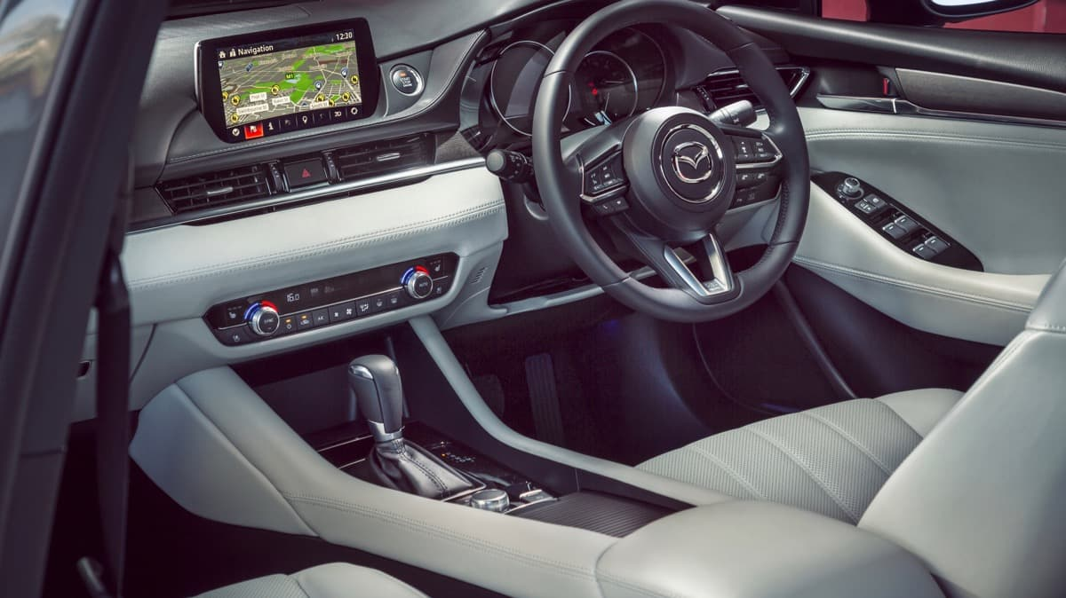 2018 Mazda6 Turbo