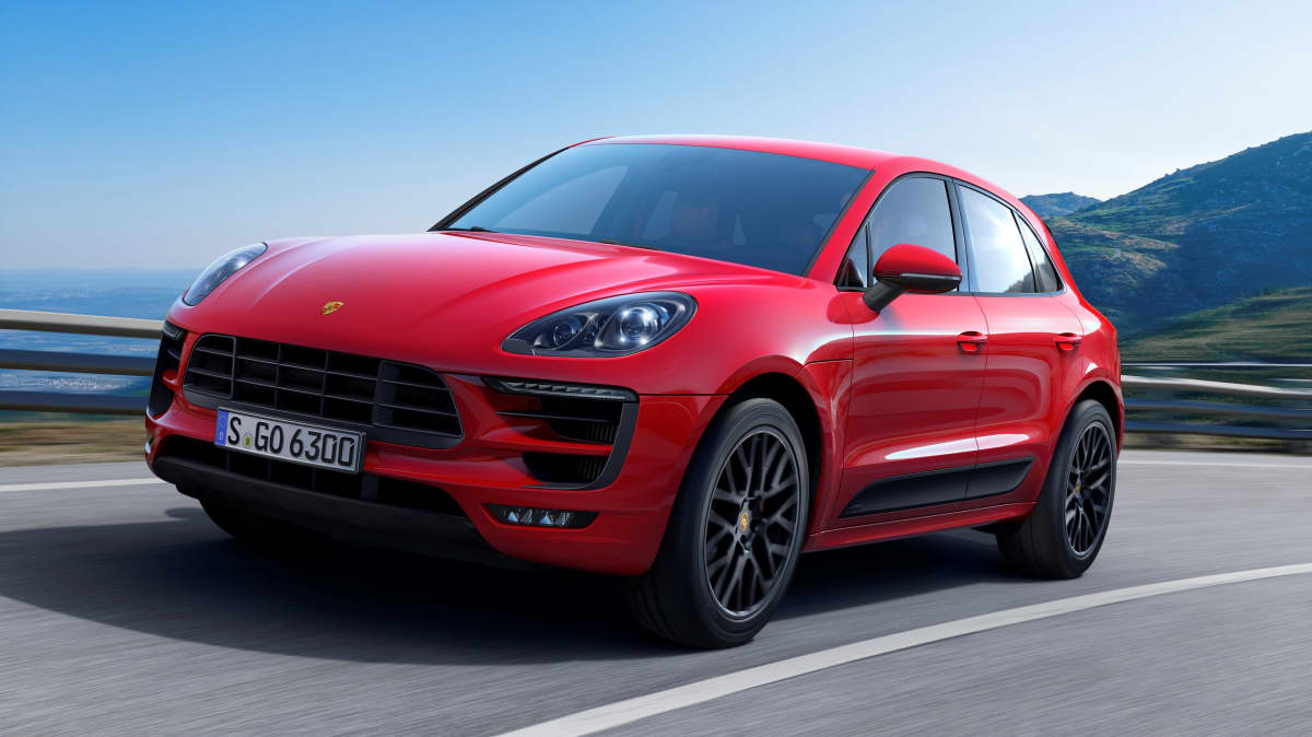 Porsche Macan GTS 2018 new car review