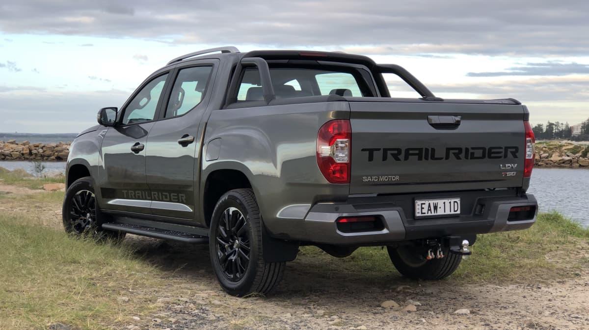 2019 LDV T60 Trailrider review-1