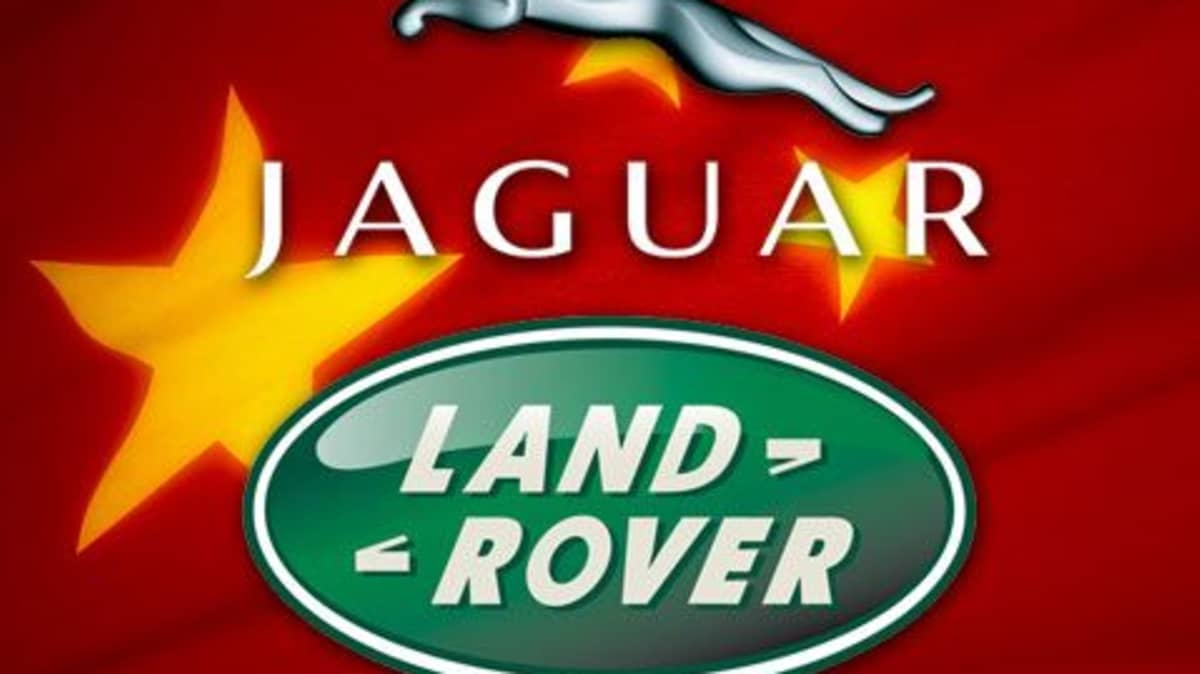 Jaguar Land Rover Receives $1.3 Billion Order From China