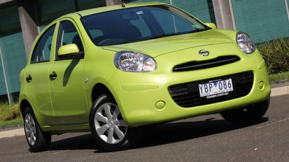 2011 Nissan Micra ST Review