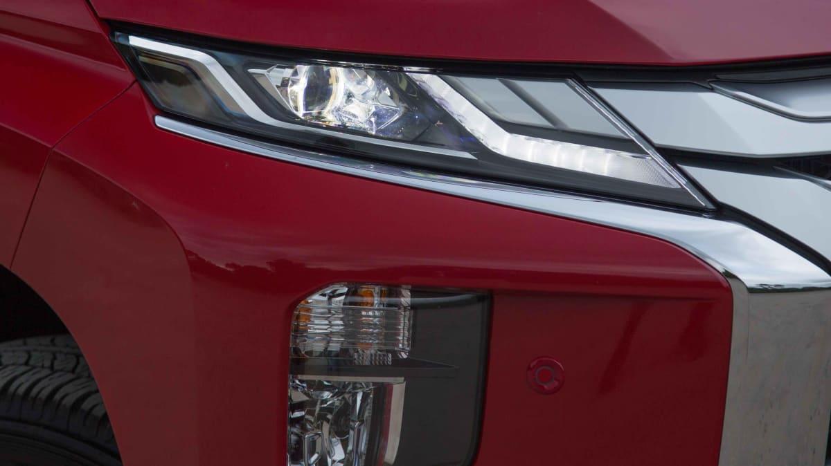 2021 Mitsubishi Triton GLS 4×4 dual-cab review-1