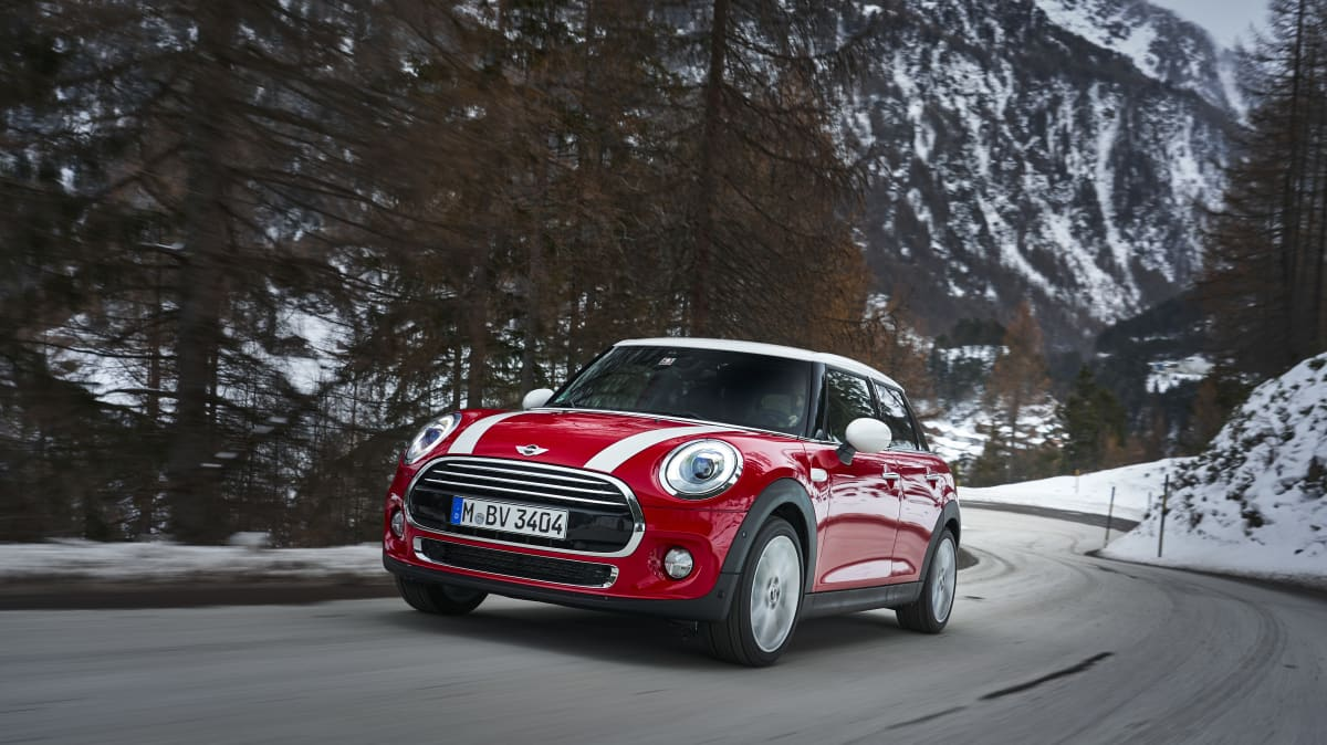Mini's new 'motorsport-adapted' transmission