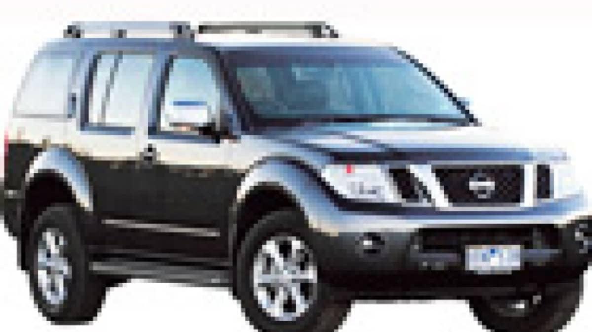Nissan Pathfinder ST-L