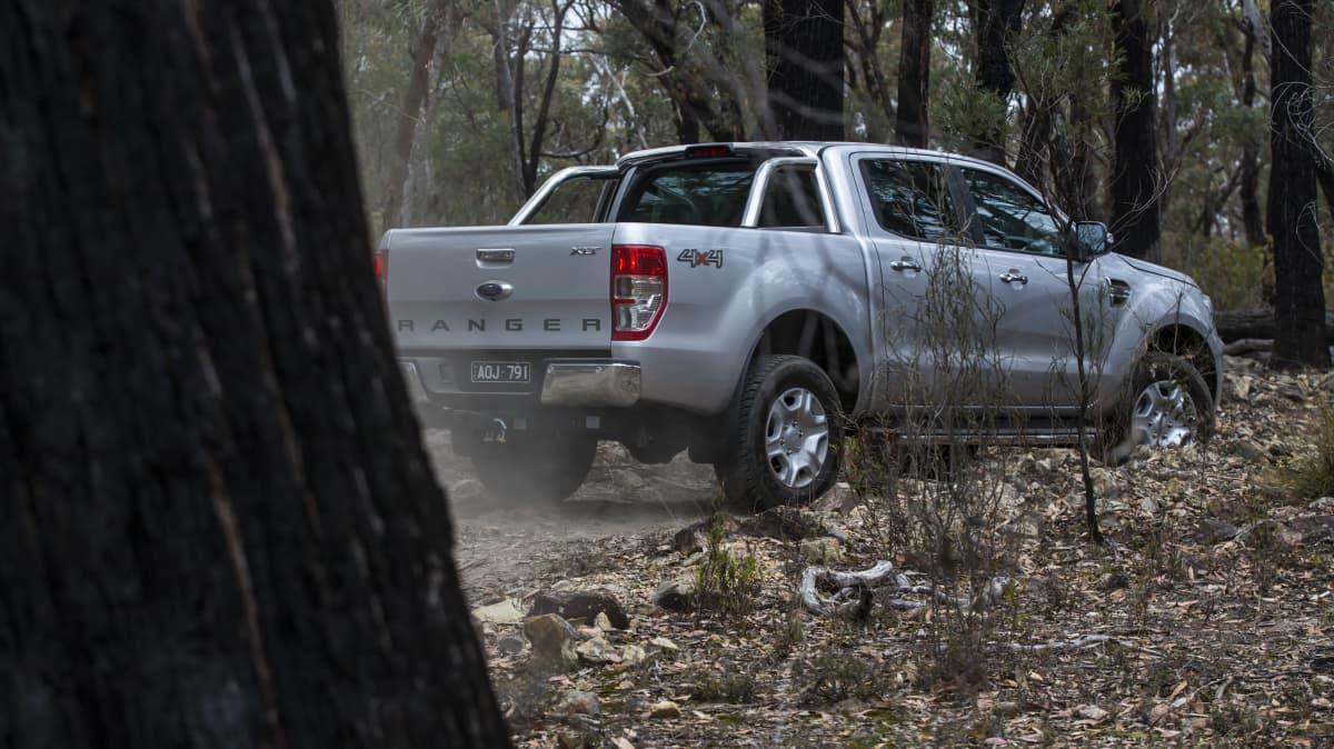 Drive 2017 Best Ute finalist Ford Ranger XLT