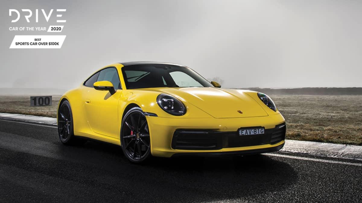 Drive Best Sports Car Over $100k 2020 finalist photo