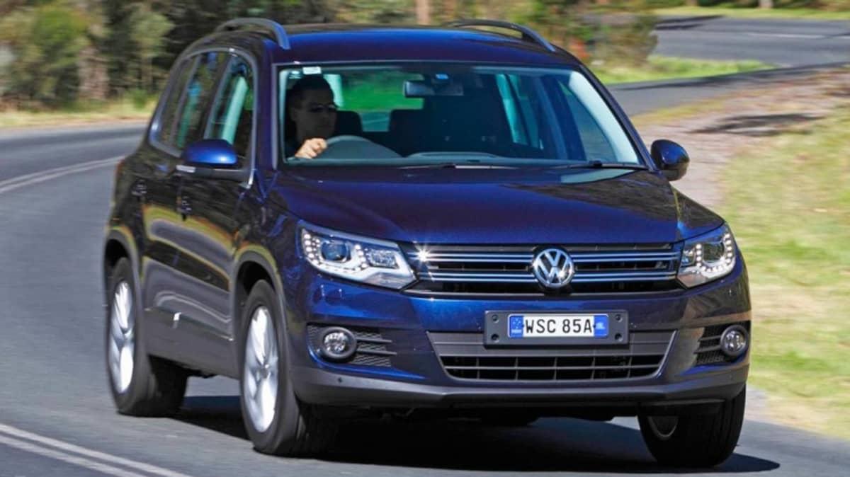 Volkswagen Tiguan 155TSI