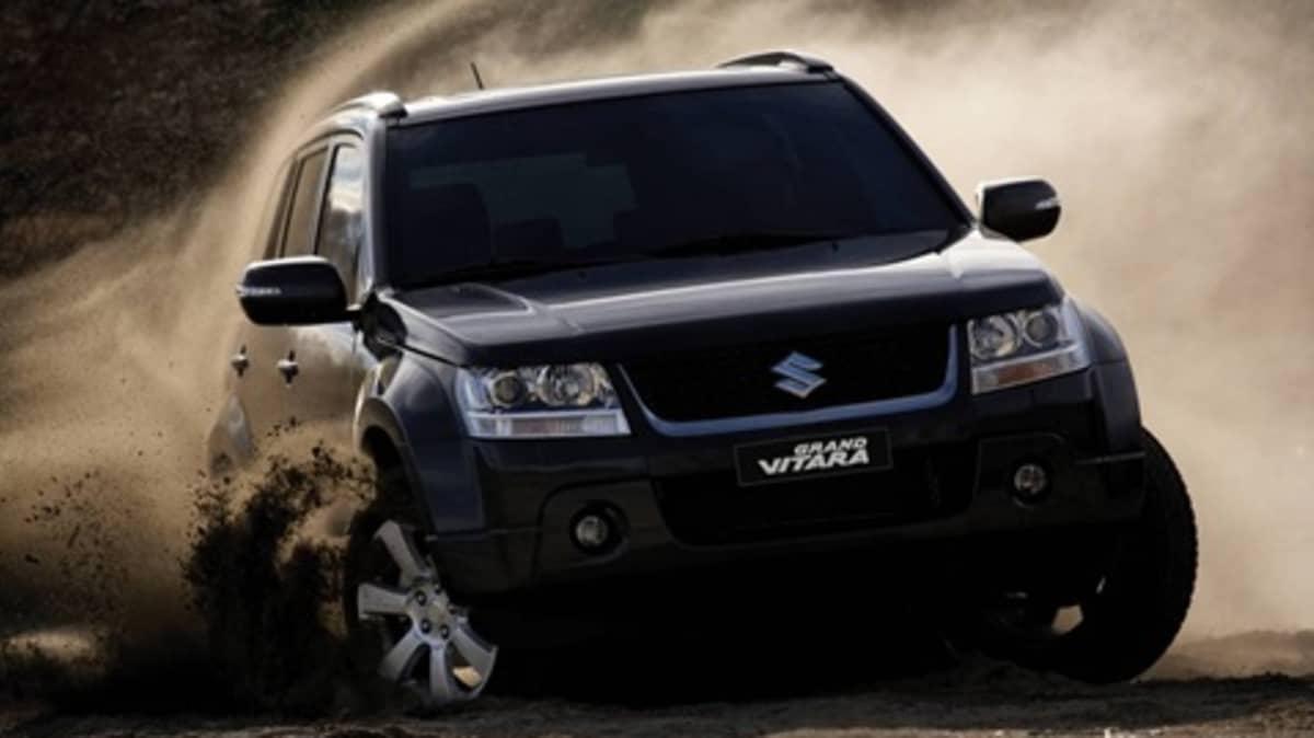 2009 Suzuki Grand Vitara Revealed