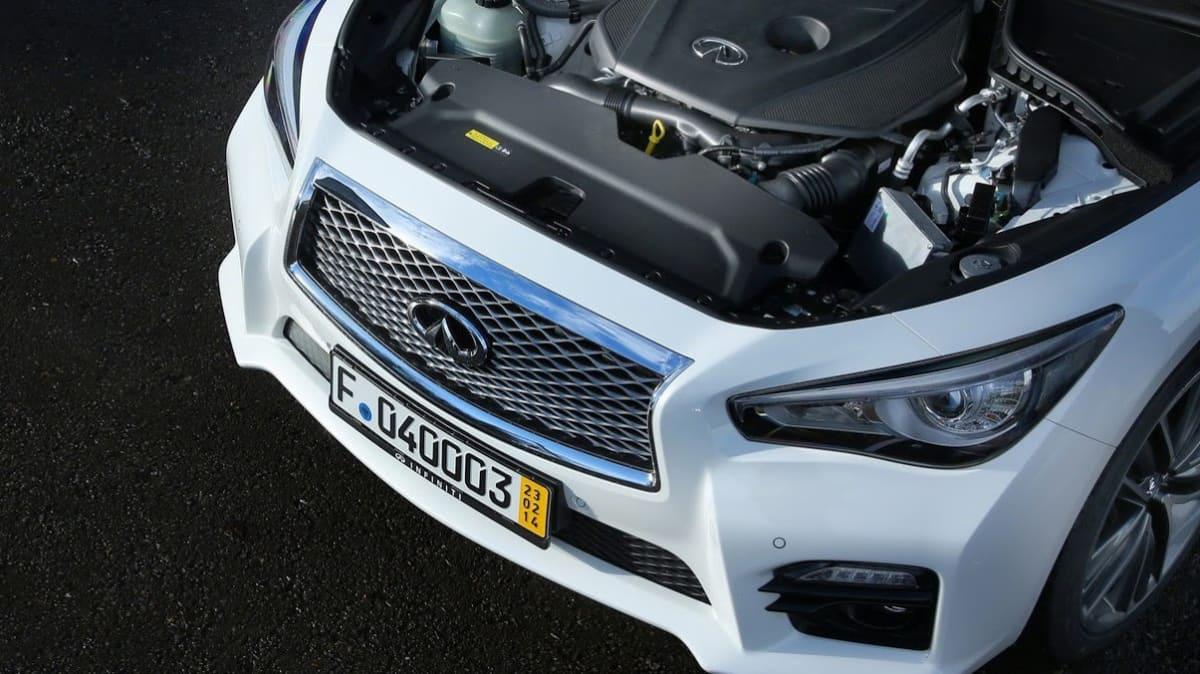 Infiniti Q50 2.0t Turbo Petrol Sedan Confirmed For Australia In Late 2014