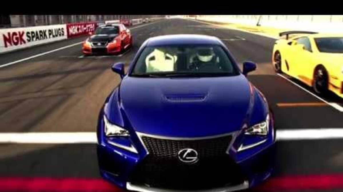 VIDEO: Lexus RCF Chief Engineer Outlines Development Goals