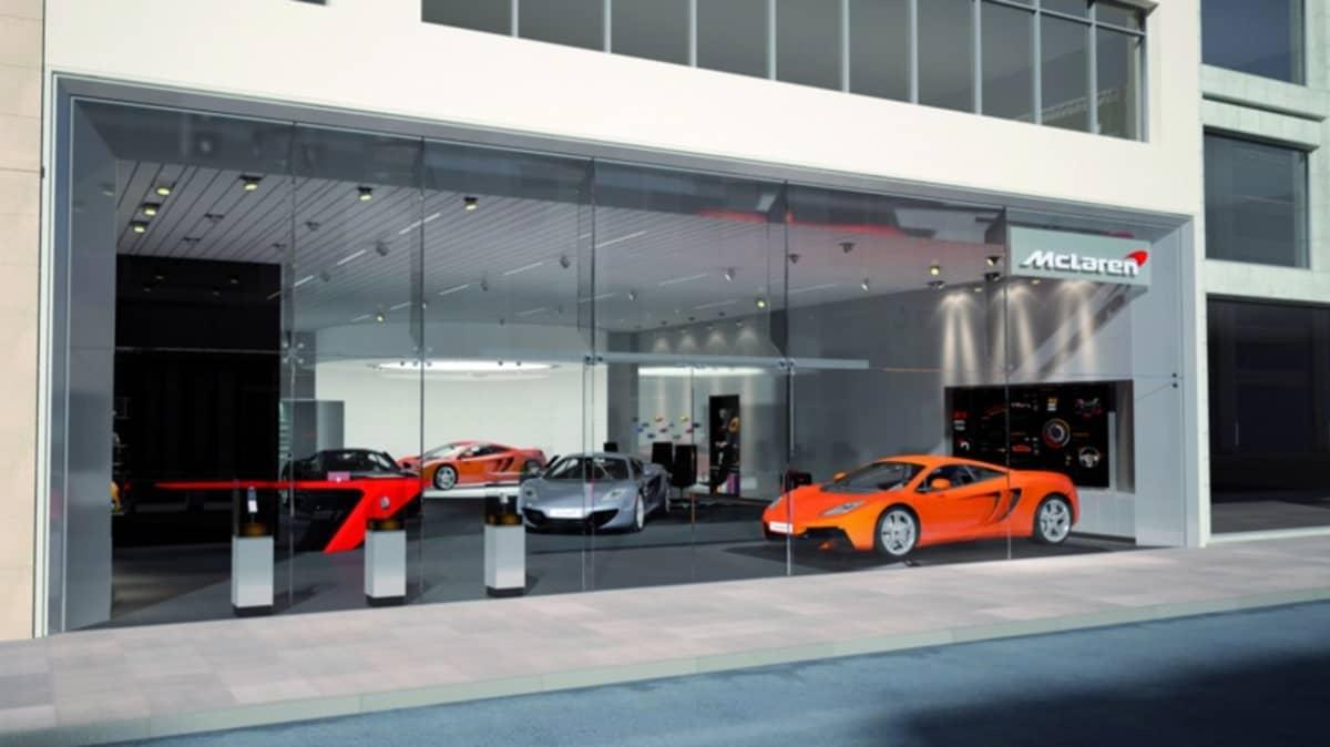McLaren Dealership To Open In Sydney, One Of 35 Cities Worldwide