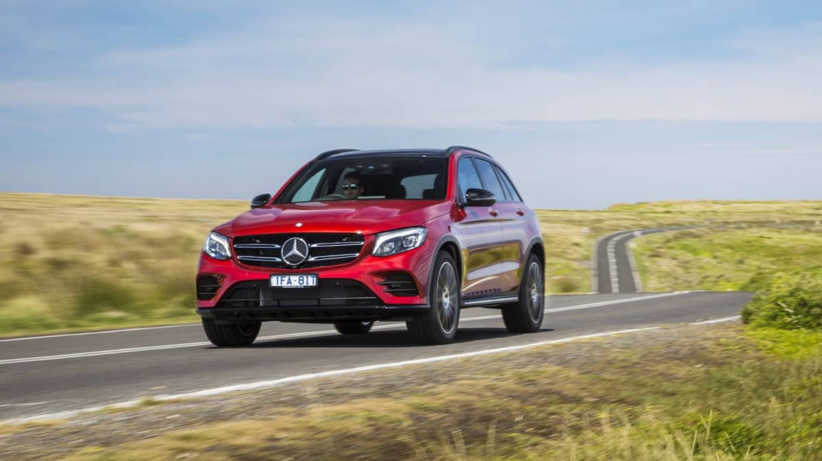 2016 Mercedes-Benz GLC: Price And Features For Australia