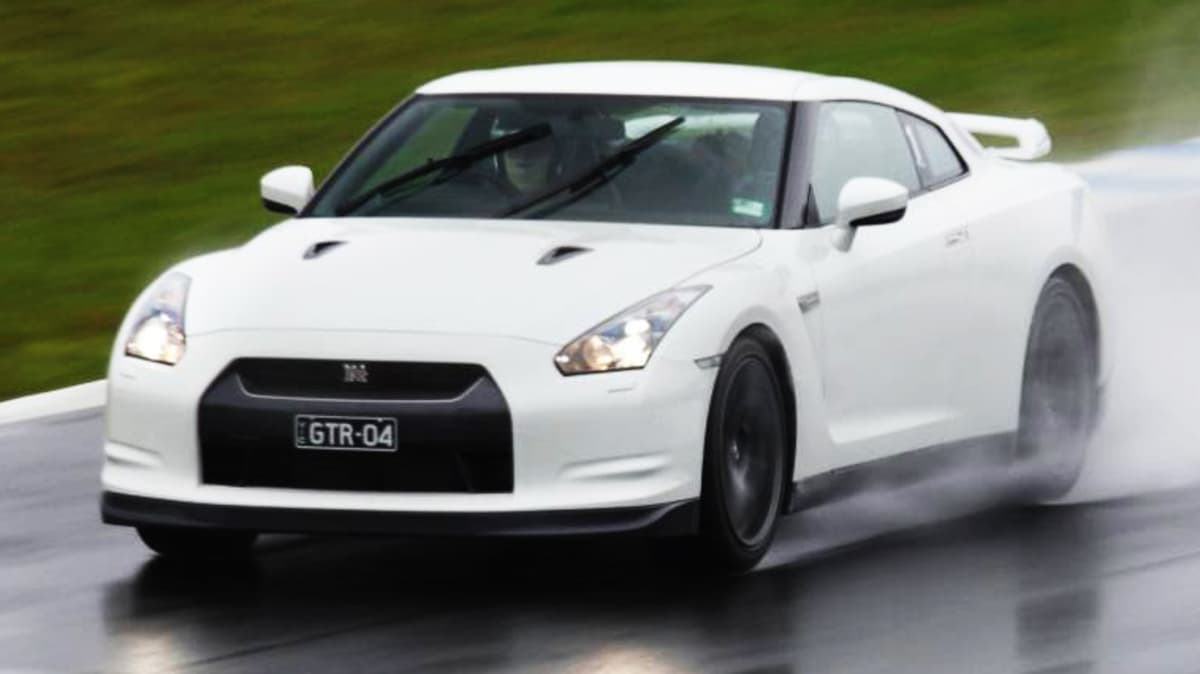 2010 Nissan GT-R Track Test Review