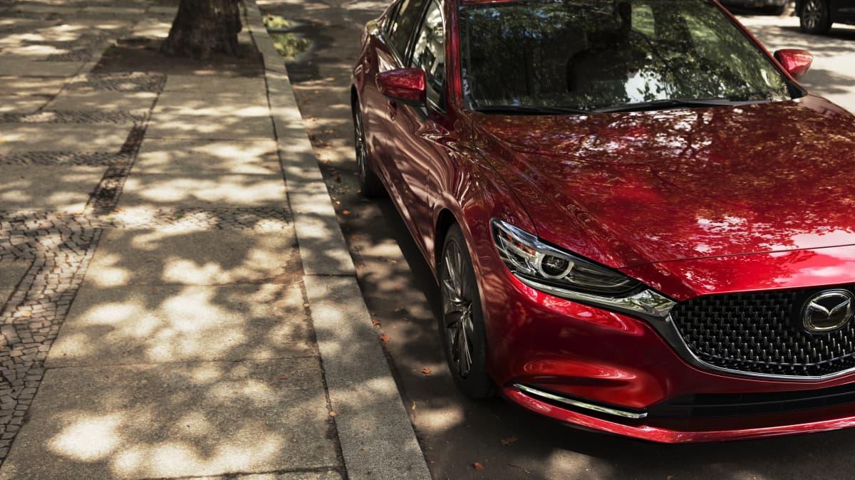Turbocharged Mazda6 Returns