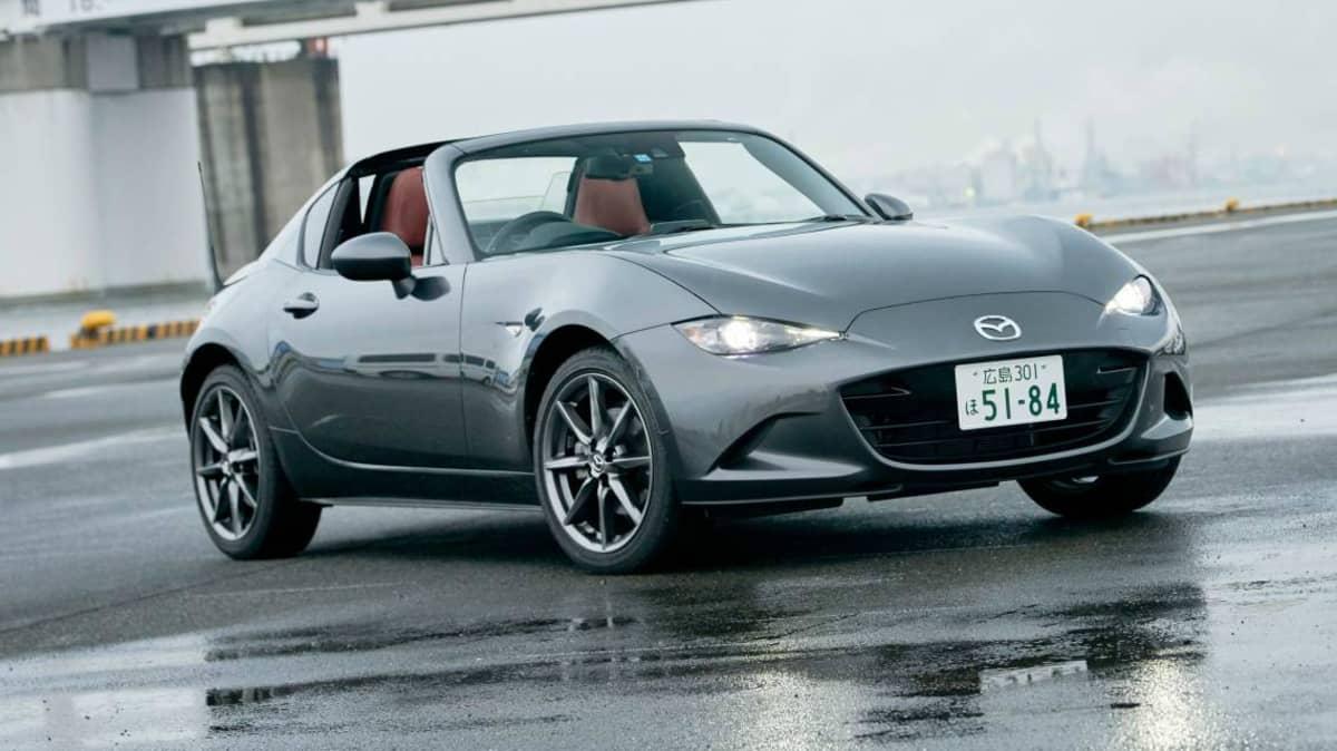 $38,500 Starting Price For Hardtop Mazda MX-5