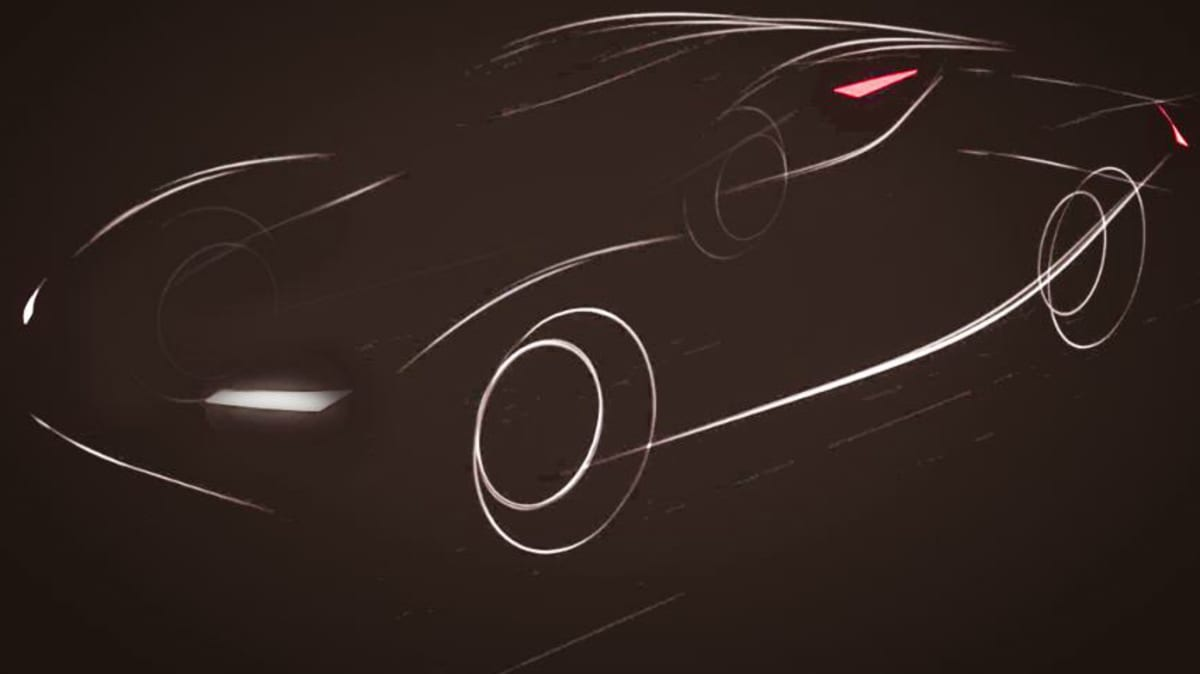 New Chinese Carmaker Teases First Model - Another Tesla Rival?