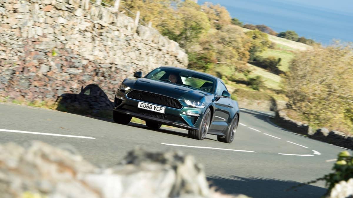 Ford Mustang Bullitt 2019 new car review-0