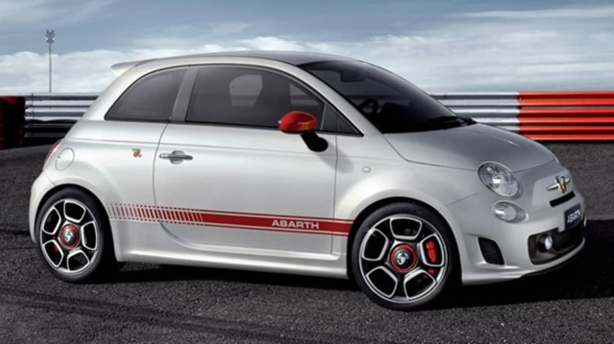 2010 Fiat 500 Abarth Available In Australia From June
