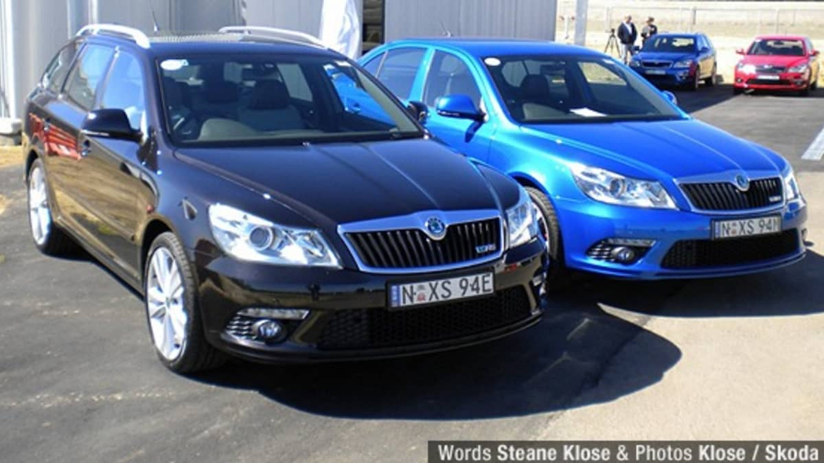 2009 Skoda Octavia RS First Drive Review