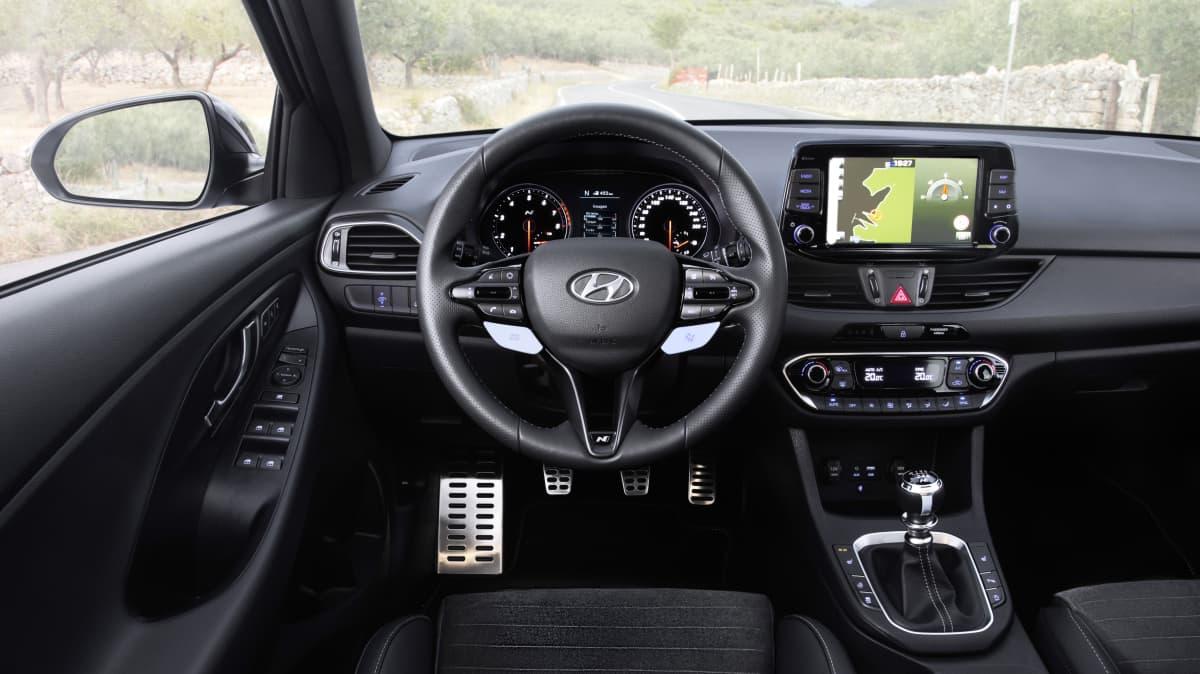 2018 Hyundai i30N.
