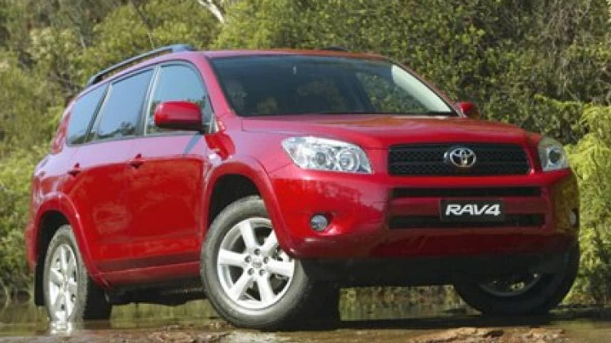 Toyota RAV4 Cruiser L