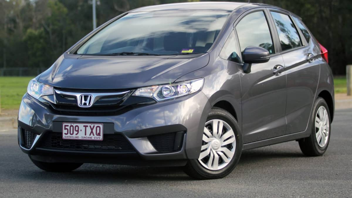 2014 Honda Jazz Review: VTi CVT Automatic