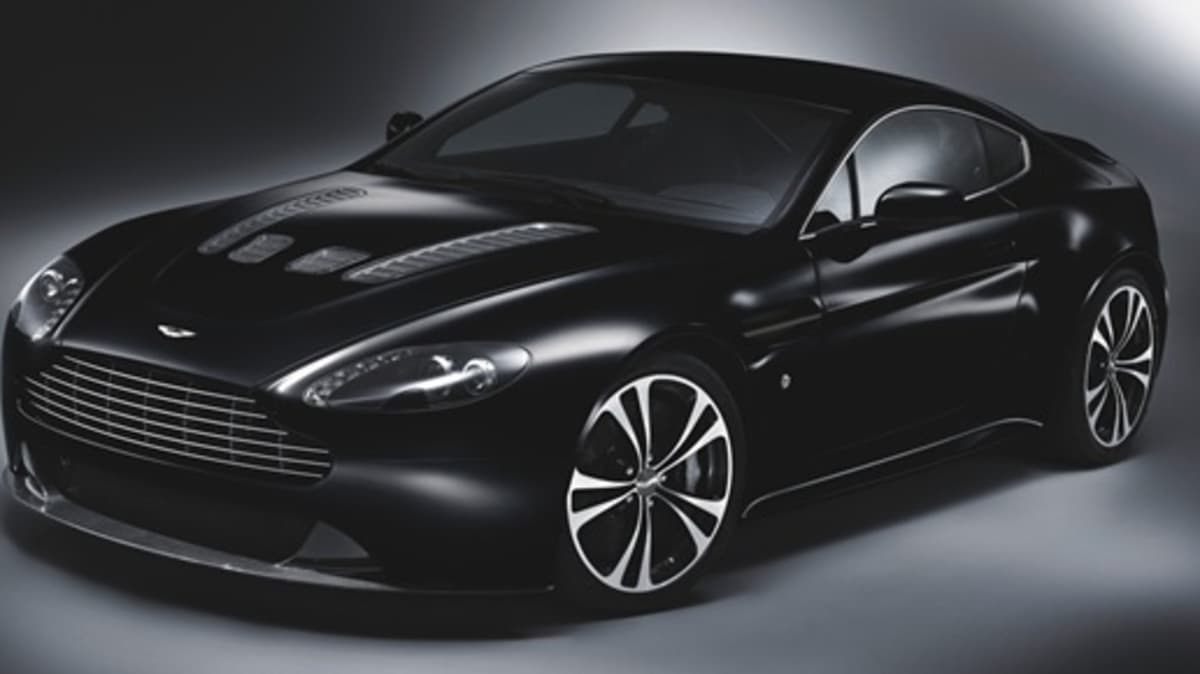 Aston Martin Carbon Black Edition V12 Vantage And DBS Announced, Earmarked For Australia