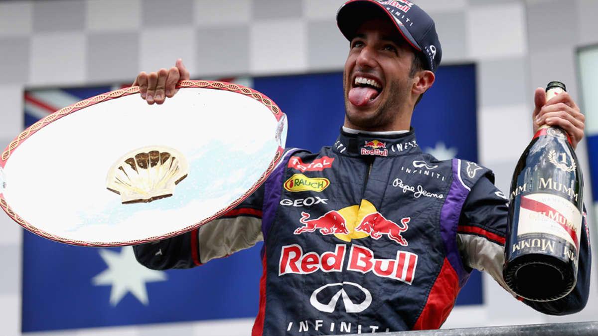 2014 Belgian F1 GP: Ricciardo Takes Third Championship Win At Spa
