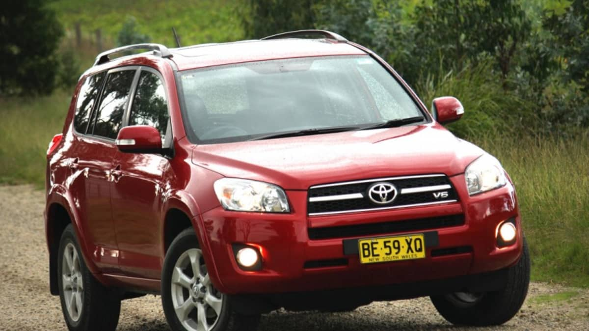 Toyota Australia Recalls Six Models For Electric Window Fix