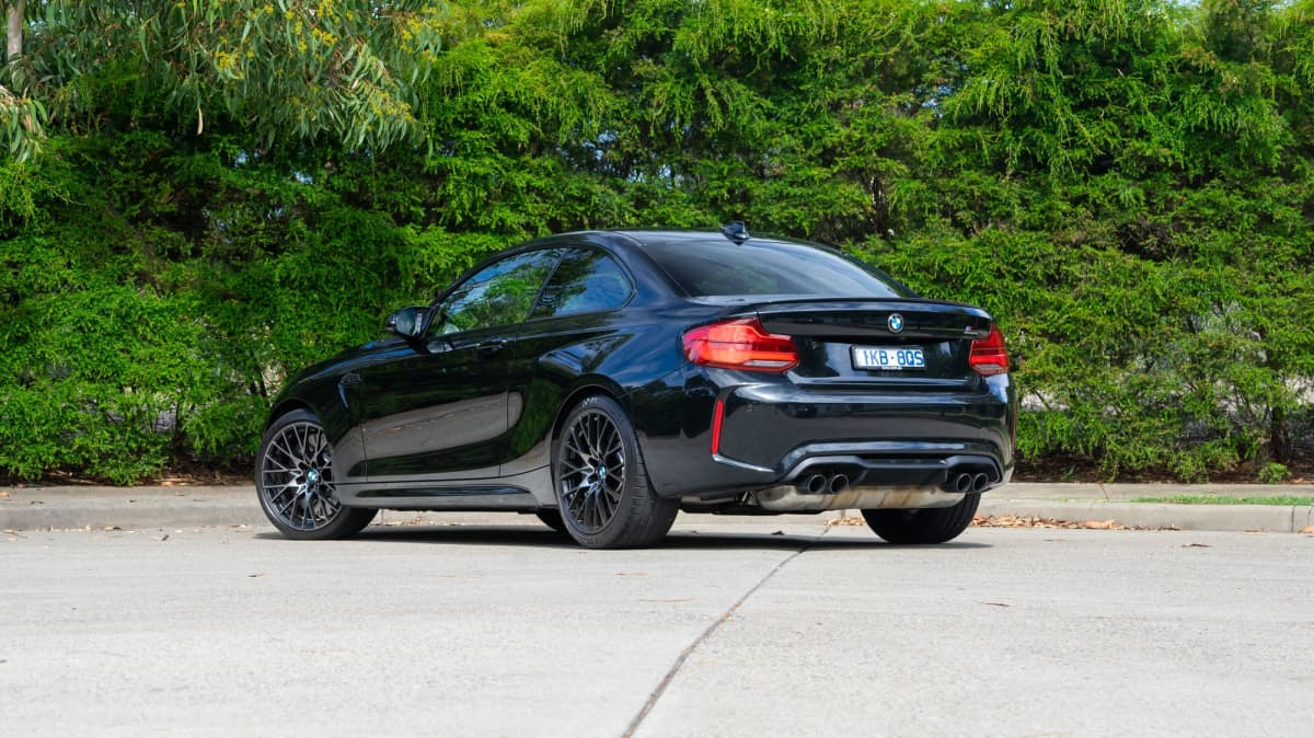 BMW M2 Competition 2018 Coupe Review-1