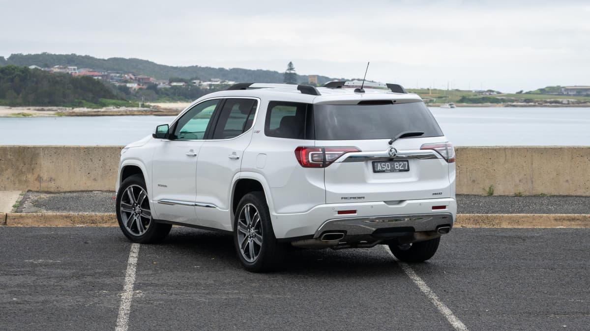 Holden Acadia LTZ-V Road Test Review-1