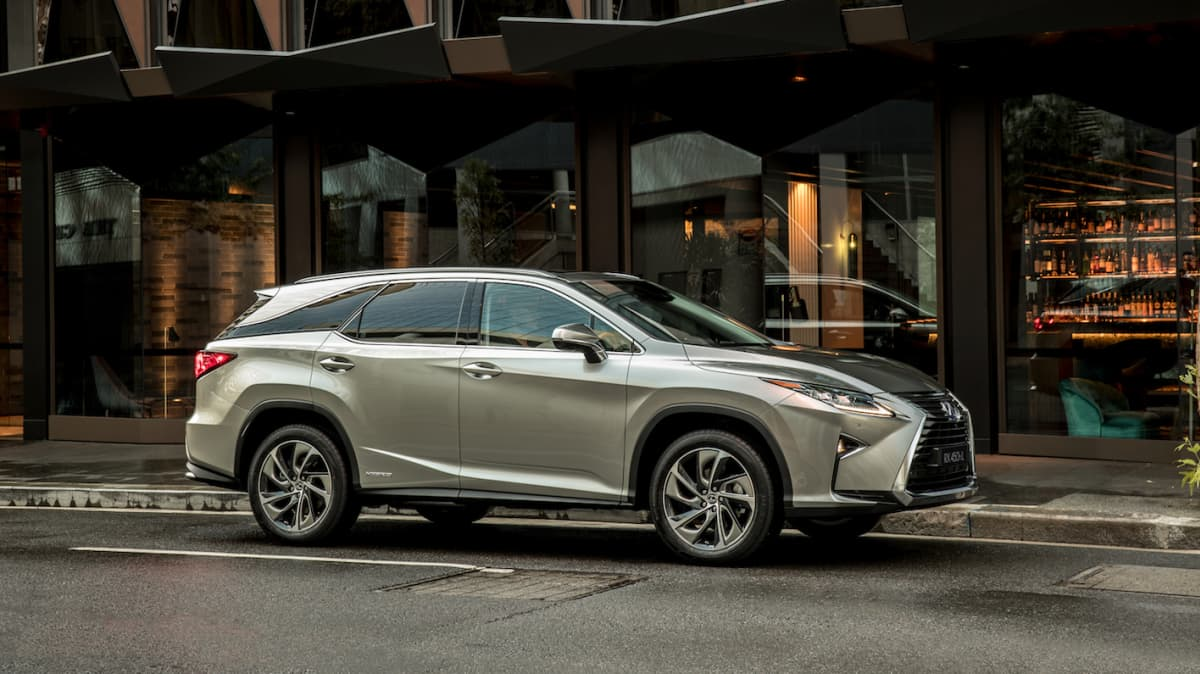 2018 Lexus RX L - Price And Features For Australia