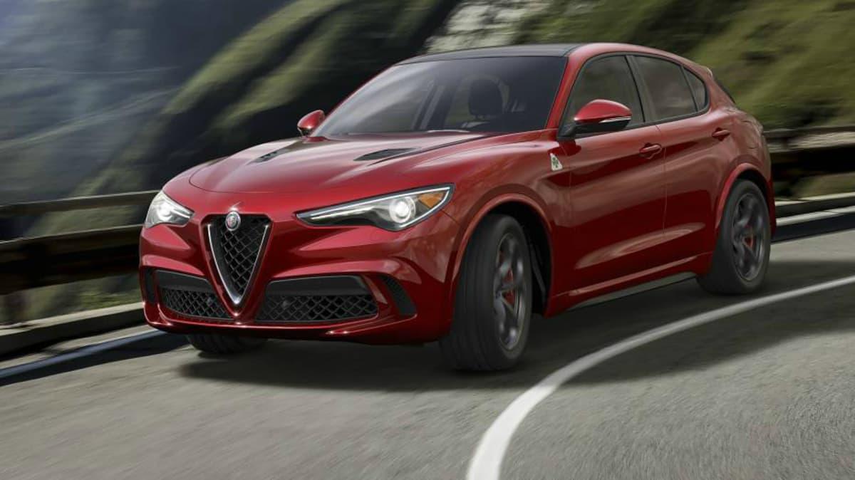 Alfa Romeo Stelvio SUV Unveiled At LA Auto Show - Coming To Australia In 2018