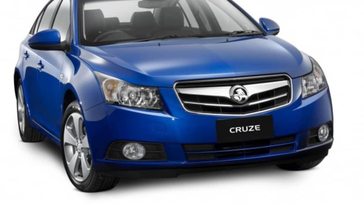 Holden Cruze Recalled For Engine Stalling Risk