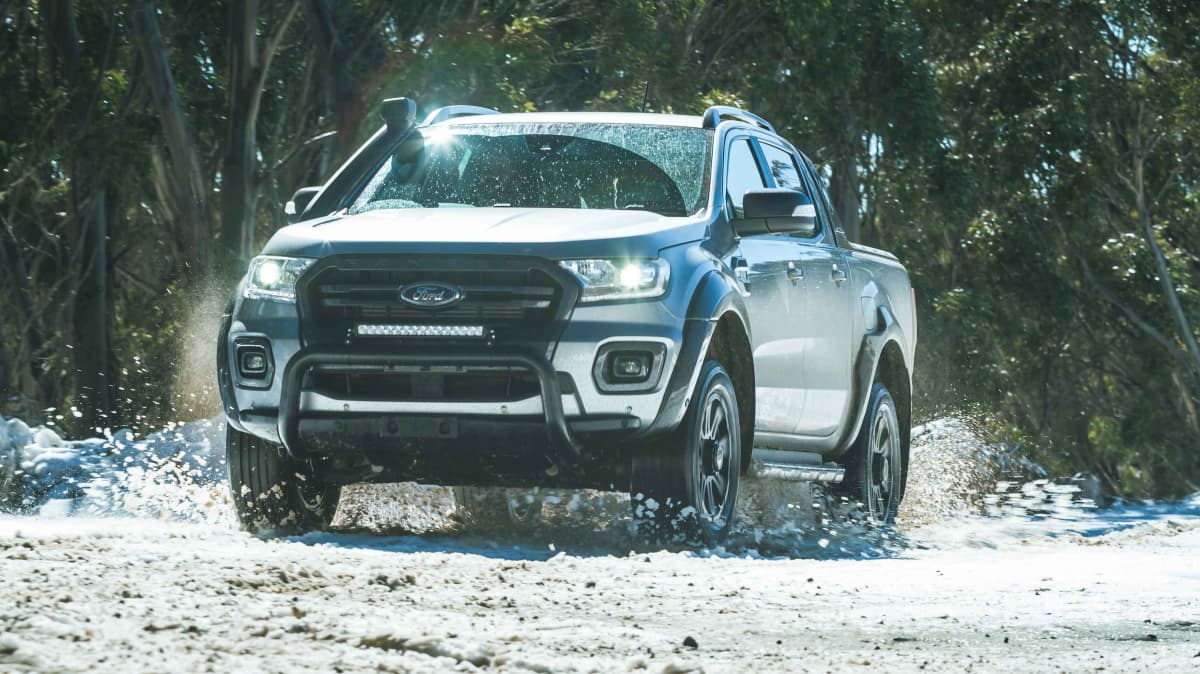 Ford Ranger Wildtrak X pricing and specs