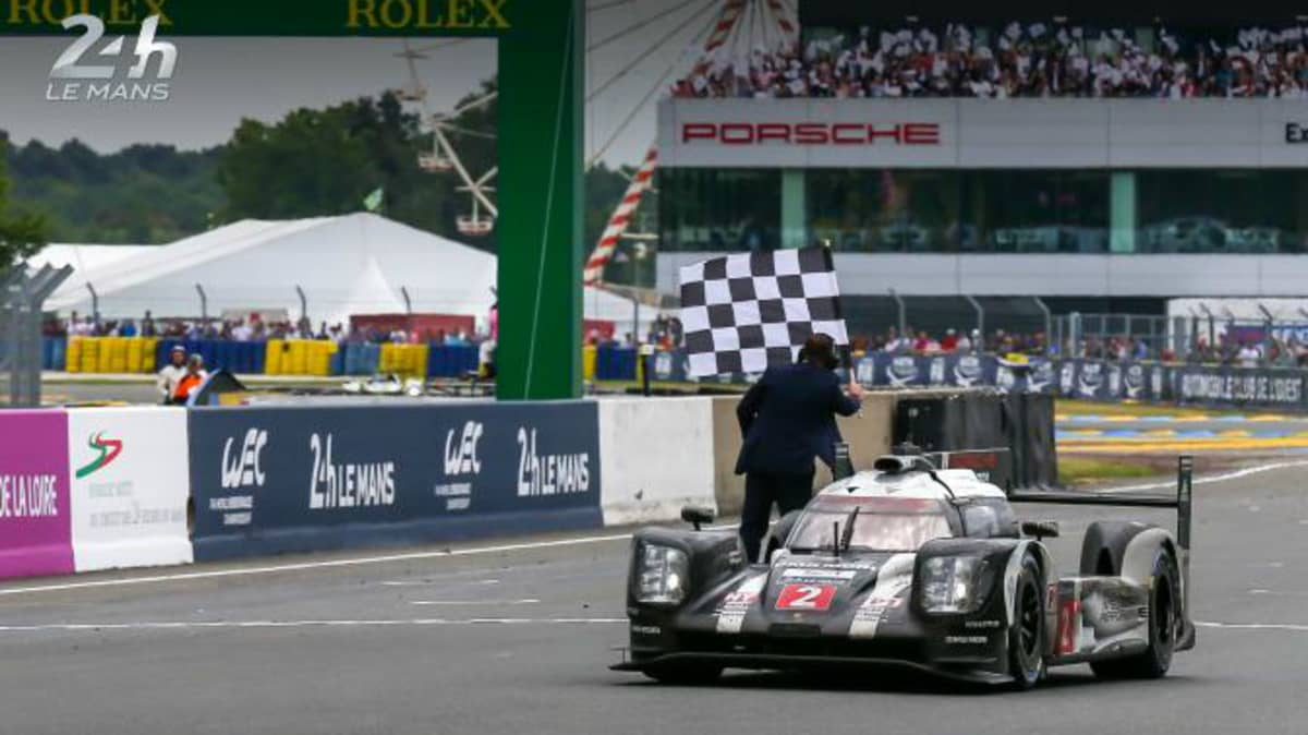 Le Mans 2016 - Toyota Falls Four Minutes Short As Porsche Claims Unlikely Victory