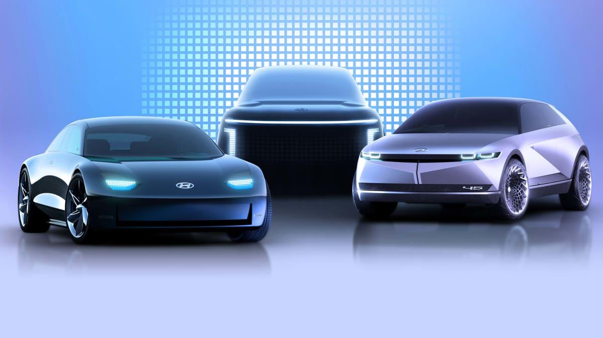 2021 Hyundai 'Ioniq 5' coming to Australia, more Ioniq models to follow