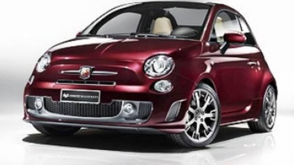 Fiatu2019s city car has once again been transformed into a miniature version of an Italian icon.