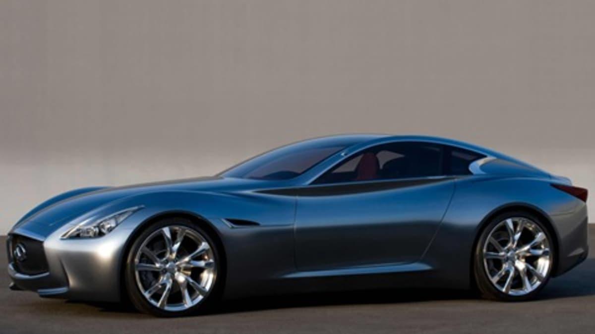 Infiniti Essence Concept Revealed At Geneva Motor Show