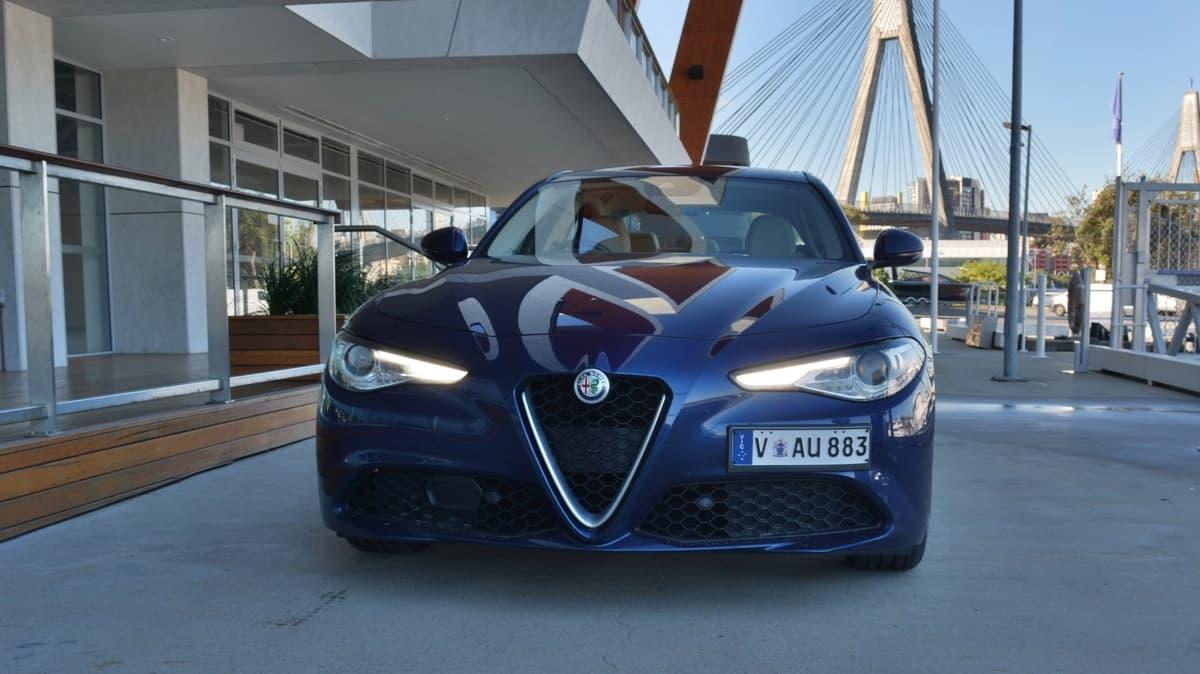 2018 Alfa Romeo Giulia Super