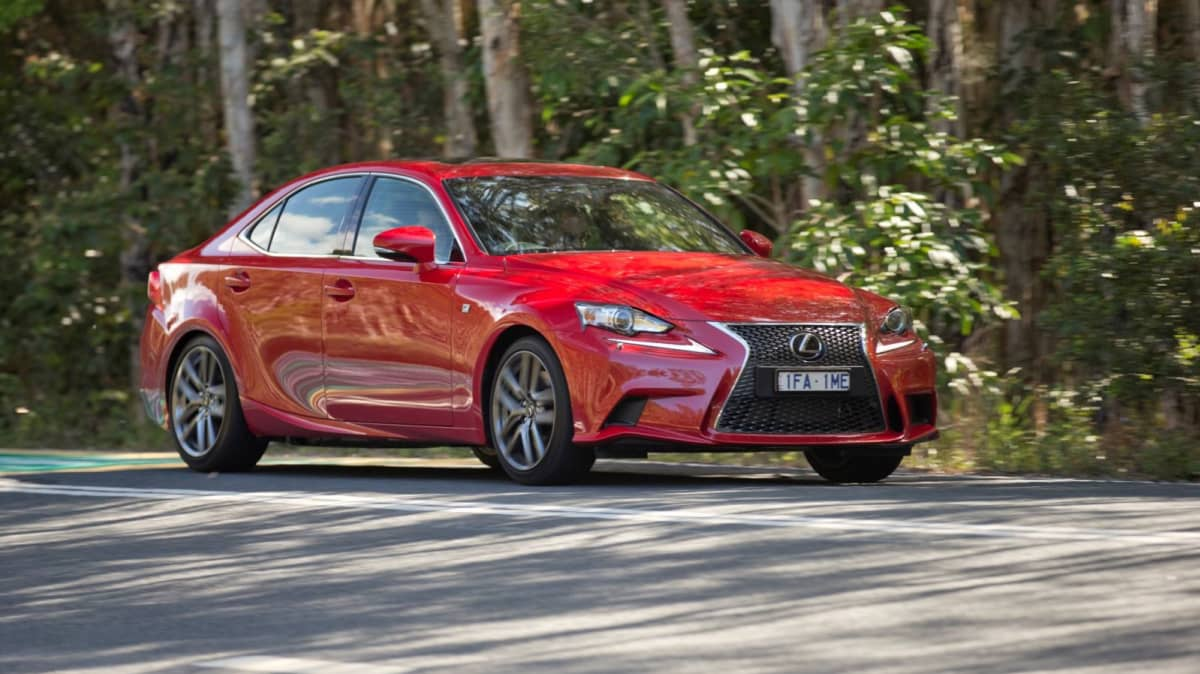 2015 Lexus IS 200t Review - IS Finally Gets The Engine It Deserves