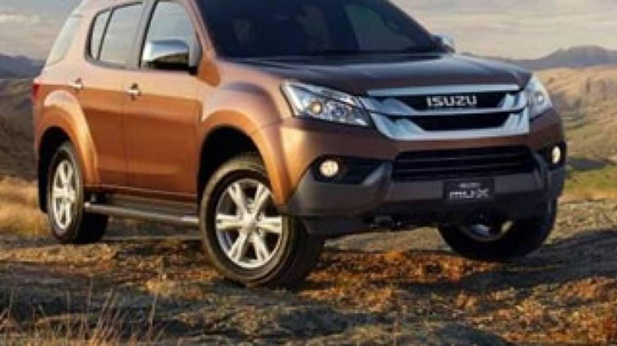 Isuzu MU-X LS-T new car review